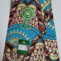 Vlisco Limited Edition Superwax 14