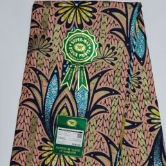 Vlisco Limited Edition Superwax 15