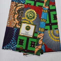 PresidentHolland African Fabrics, Wax22