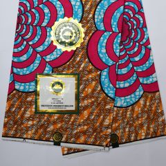 PresidentHolland African Fabrics, Wax23