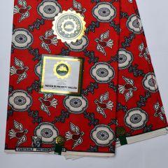 PresidentHolland African Fabrics, Wax25