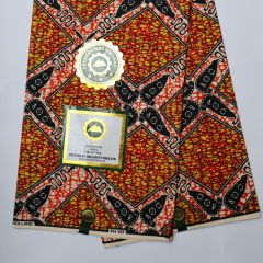 PresidentHolland African Fabrics, Wax26