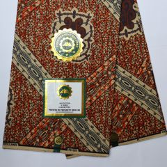 PresidentHolland African Fabrics, Wax29