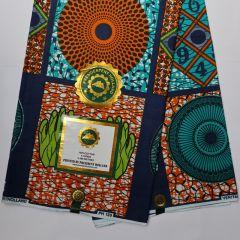 PresidentHolland African Fabrics, Wax43