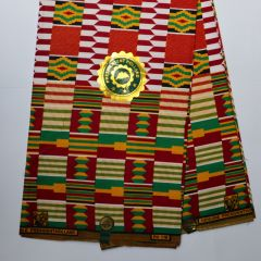 PresidentHolland African Fabrics, Wax44