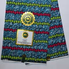 PresidentHolland African Fabrics, Wax50