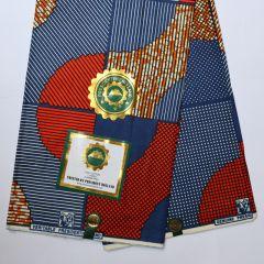 PresidentHolland African Fabrics, Wax51