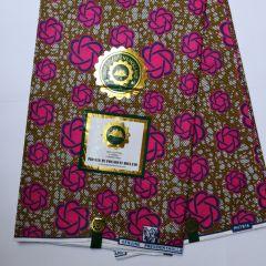 PresidentHolland African Fabrics, Wax58