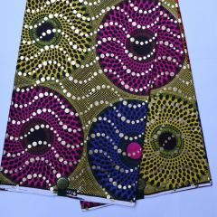 PresidentHolland African Fabrics, Wax60