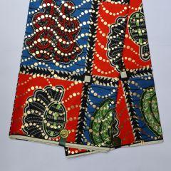 PresidentHolland African Fabrics, Wax76