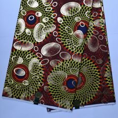 PresidentHolland African Fabrics, Wax93