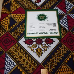 VLISCO Wax Holland 48