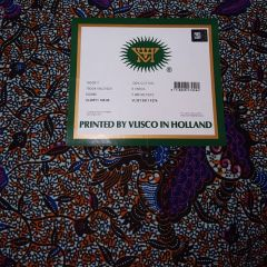 VLISCO Wax Holland 56